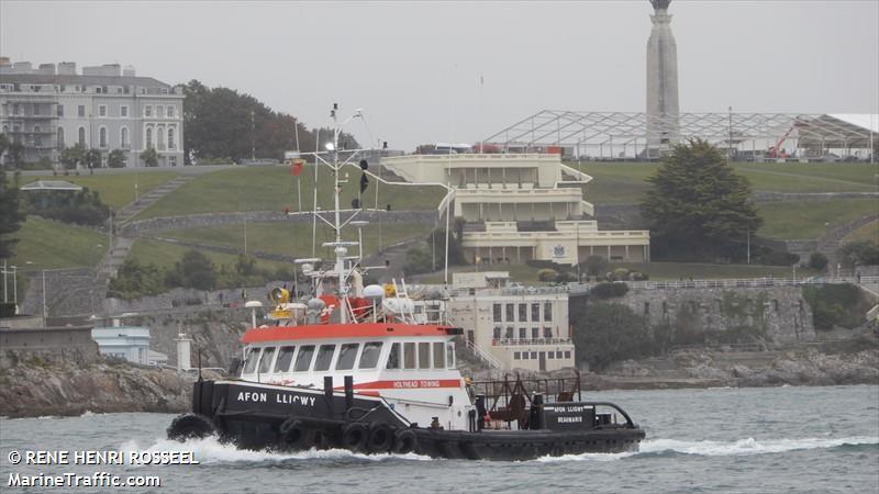vessel AFON LLIGWY IMO: 9266384, BV