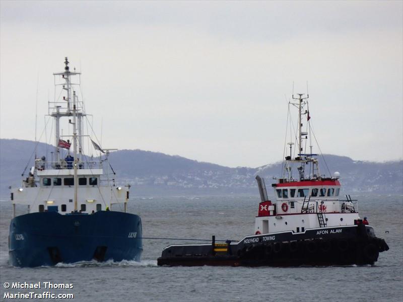 vessel AFON ALAW IMO: 9298935, BV