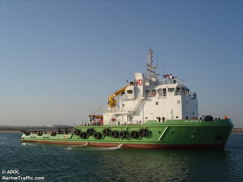 vessel AD JUPITER II IMO: 9395587, BV