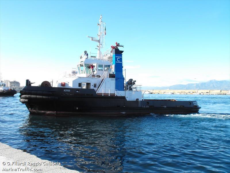 vessel ACRUX IMO: 9461013, RINA