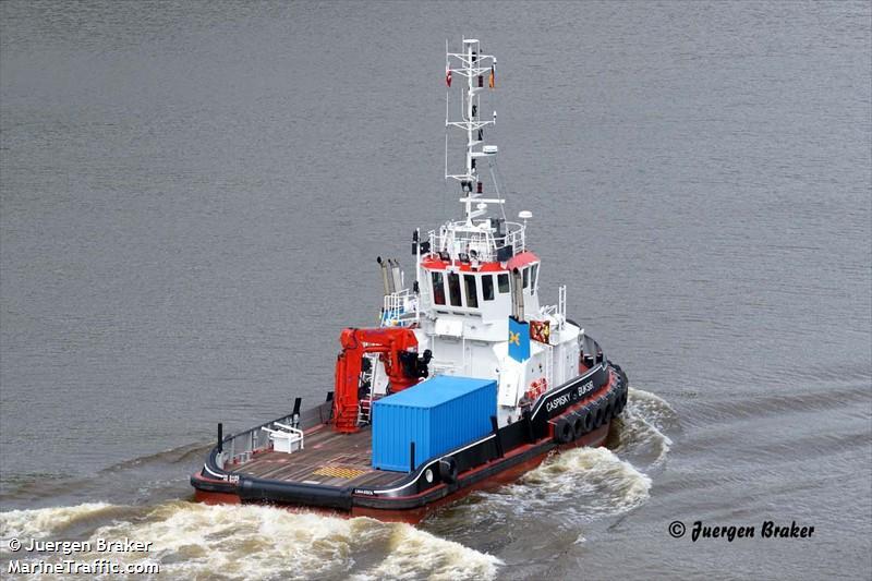 vessel AFON WEN IMO: 9473652, BV