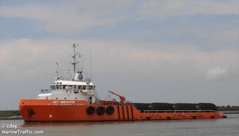vessel AET INNOVATOR IMO: 9632583, ABS