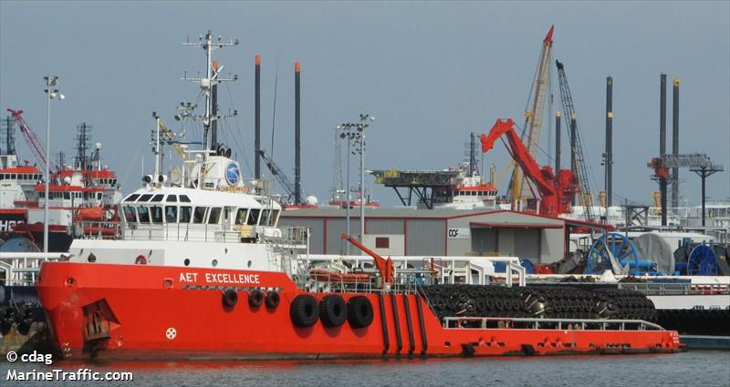 vessel AET EXCELLENCE IMO: 9632595, ABS