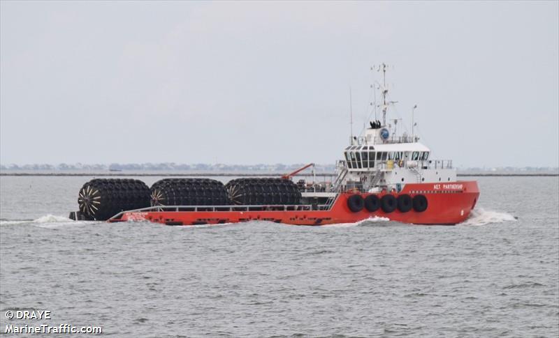 vessel AET PARTNERSHIP IMO: 9643518, ABS