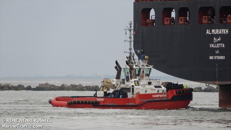 vessel ADVENTURE IMO: 9668025, LRS
