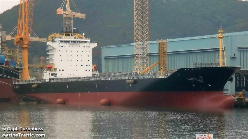 vessel AEOLIAN ARROW IMO: 9671814, NKK