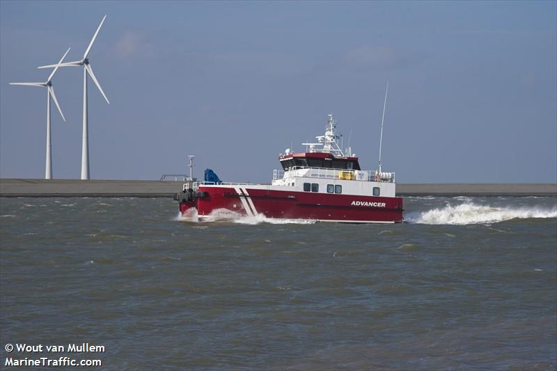 vessel ADVANCER IMO: 9686429, VL
