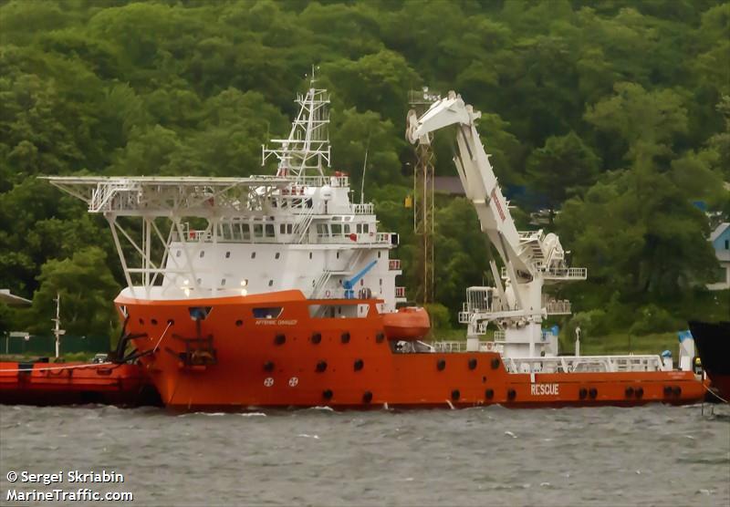 vessel ARTEMIS OFFSHORE IMO: 9747194, Multipurpose Supply Ship