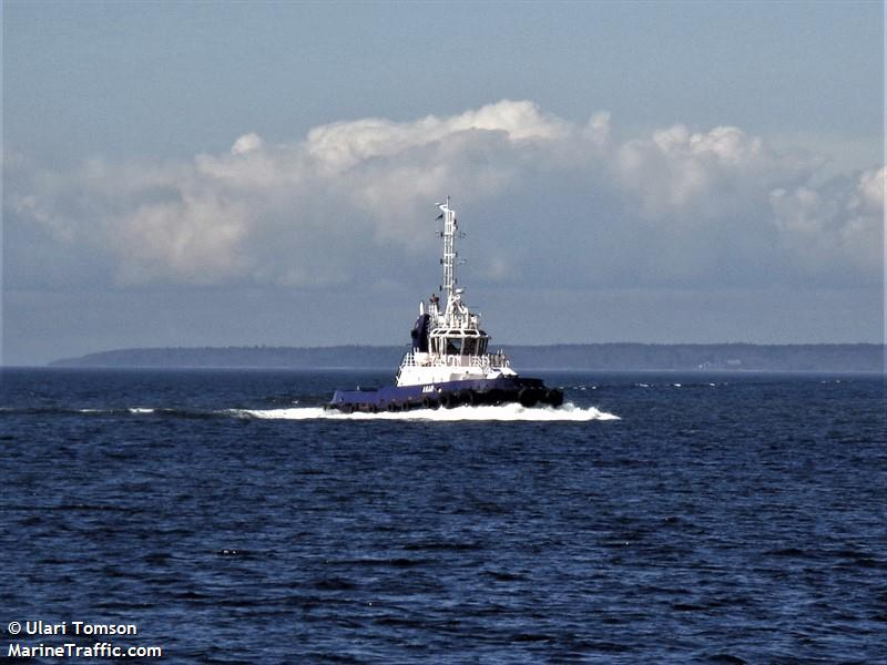 vessel AGAR IMO: 9823089, RMRS