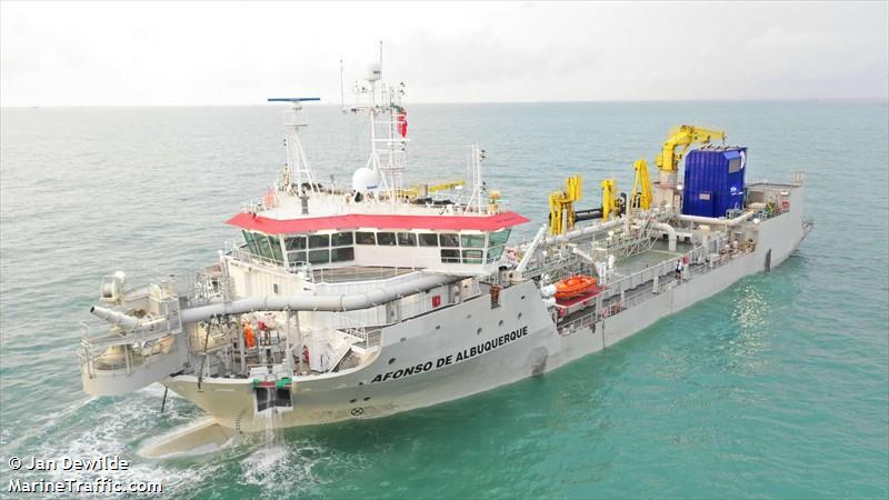 vessel AFONSO DE ALBUQUERQUE IMO: 9823479, BV