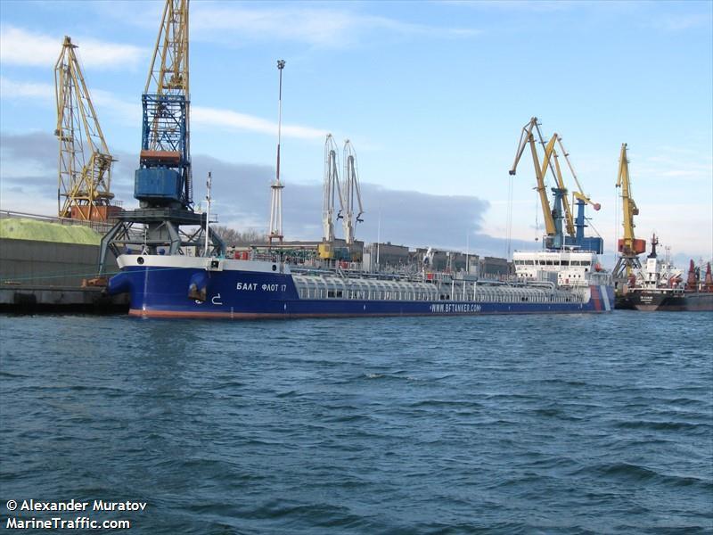 vessel BALT FLOT 17 IMO: 9829071, RMRS