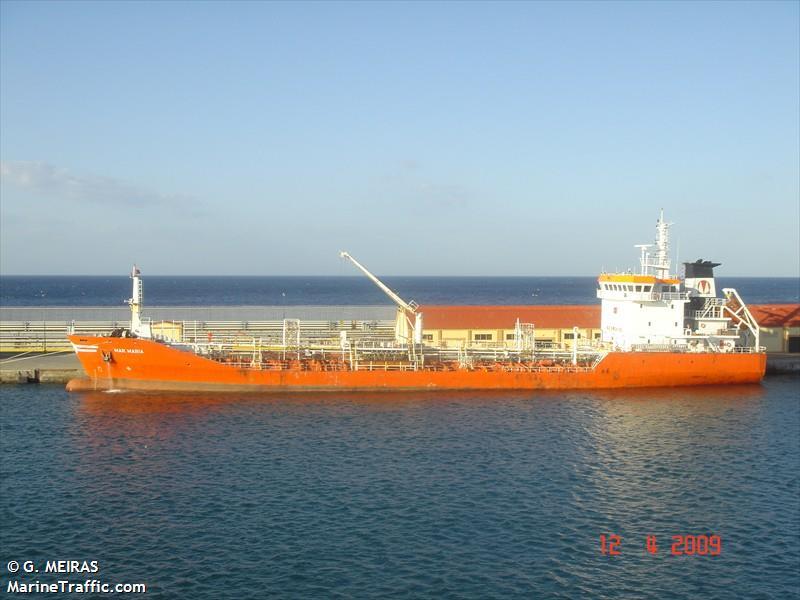vessel ADRIANO KNUTSEN IMO: 9831220, LRS