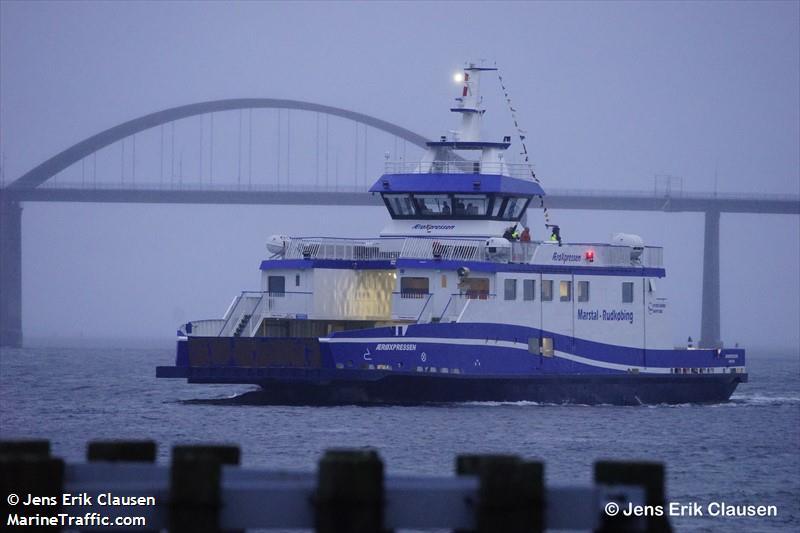 vessel AEROXPRESSEN IMO: 9861500, BV